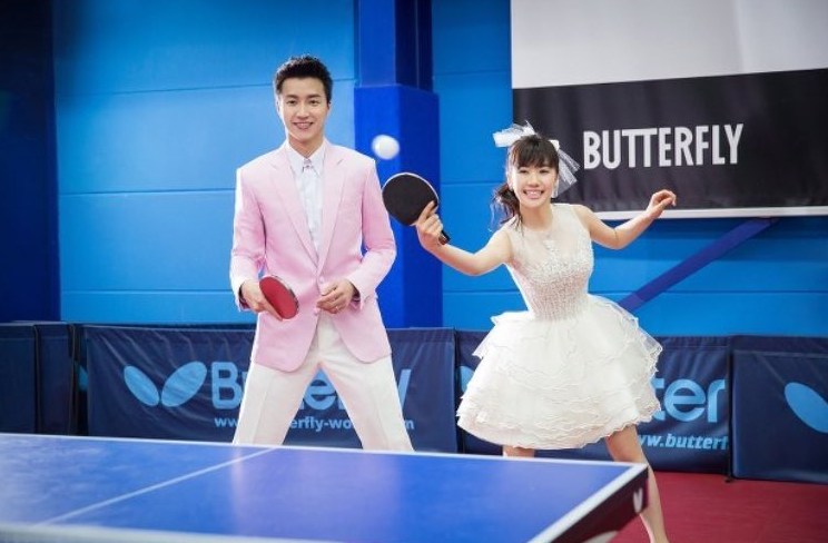 福原愛、江宏傑と結婚。結婚後も卓球を続ける?