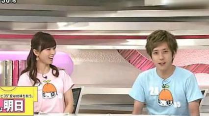 二宮和也、伊藤綾子と熱愛報道でる。
