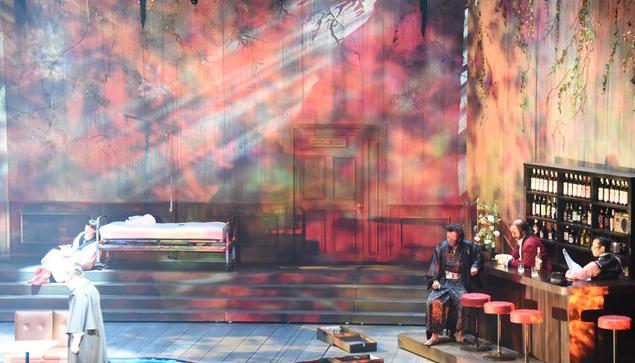 森田剛、宮沢りえと「ビニールの城」舞台で共演。