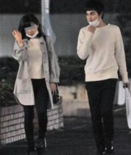 中村蒼の彼女は月イチで地方から会う為に上京。