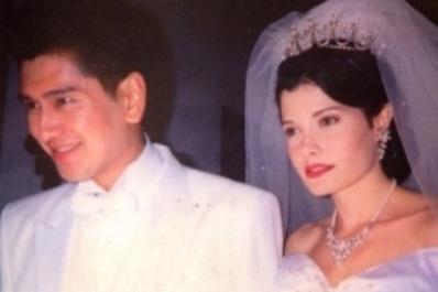 カイヤ川崎麻世と結婚。芸能界で有名に。