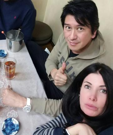 カイヤ、川崎麻世と結婚。顔のパーツはもともと大きかったが…。