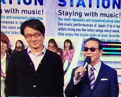 小沢健二が久々にMステーションに出演。身長が伸びおじさんになった?