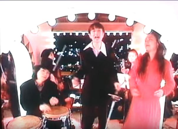 小沢健二PVヒット曲「ラブリー」