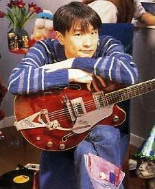 1990年代人気歌手小沢健二