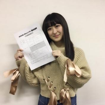 伊豆田莉奈がAKB48からBNK48へ移籍。活躍に期待。