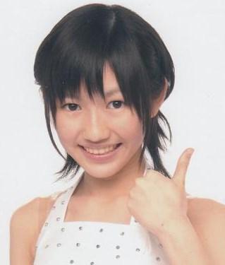 渡辺麻友のデビュー当時画像