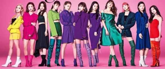 新生E-girls11人の全員画像