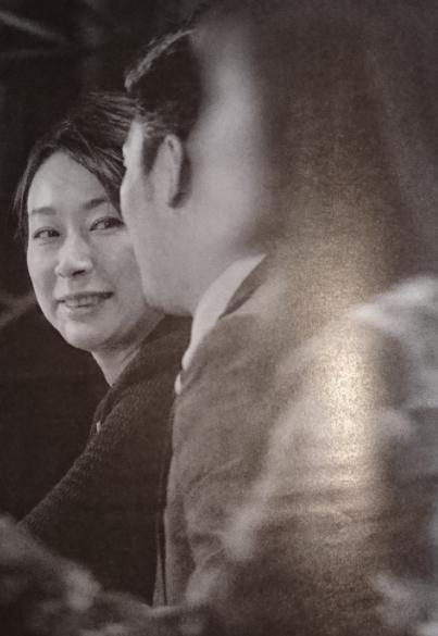 山尾志桜里と倉持弁護士のデート画像