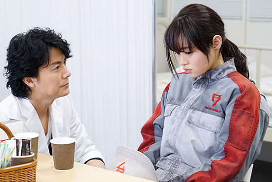 藤原さくらと福山雅治の共演ドラマ「ラブソング」