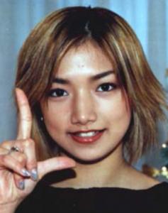 後藤真希モー娘。加入当初の画像