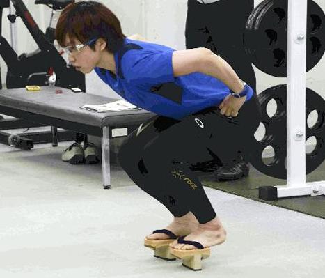 小平奈緒のトレーニング方法