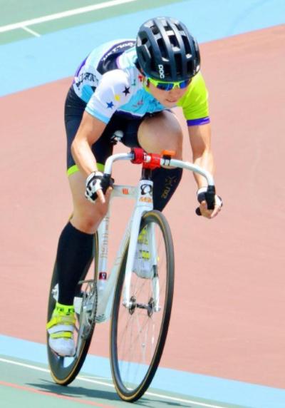 小平奈緒、トレーニングで自転車も使う