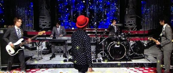 舞祭組バンドをUTAGE春の祭典2018で見たい