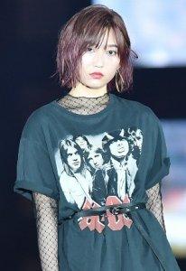 志田愛佳過去モデル