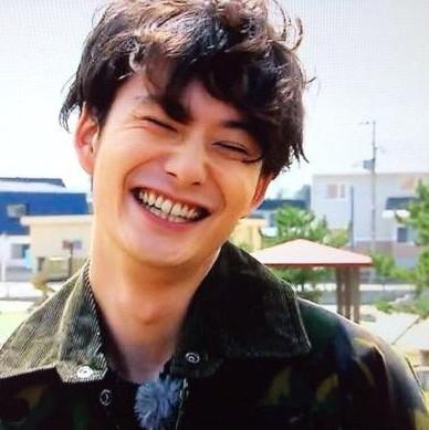 岡田将生笑顔少年