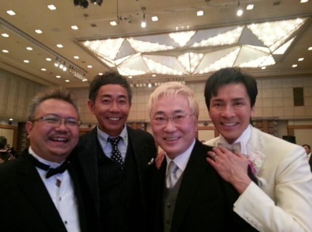 郷ひろみと高須院長は仲良し?