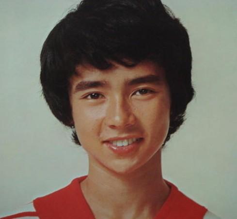 郷ひろみデビュー当時は可愛い顔をしていた
