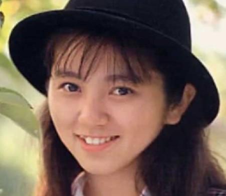 渡辺満里奈アイドル時代は鼻が丸い