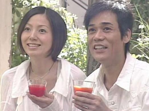 渡辺満里奈結婚後はふっくらしてたのに…
