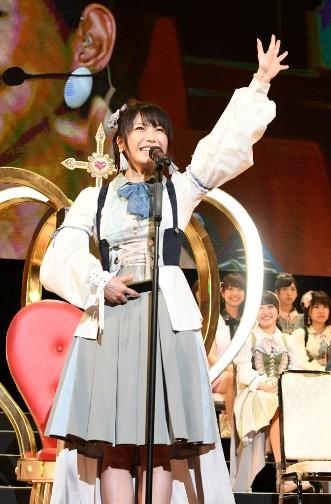 横山由依2017年のスピーチは上出来でした!