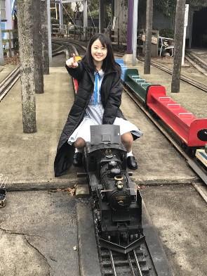 瀧野由美子は鉄道好き!ヲタク気質なのか?