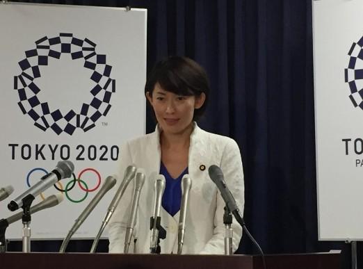 丸川珠代東京オリンピック大臣に就任が整形の理由?