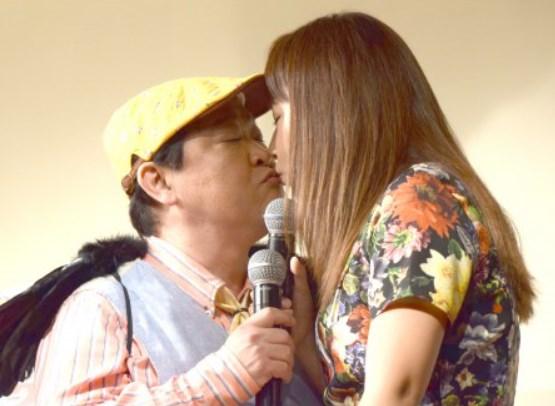 野呂佳代は上島とキスする場面もw