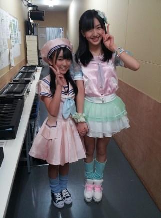 矢吹奈子はデビュー当時まだ12歳だった