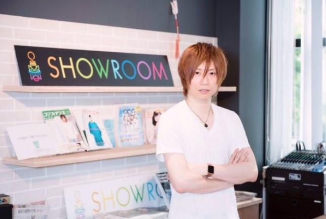前田裕二はSHOWROOMの社長さん!
