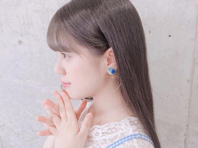 竹内彩姫のアゴが横から見ても長い