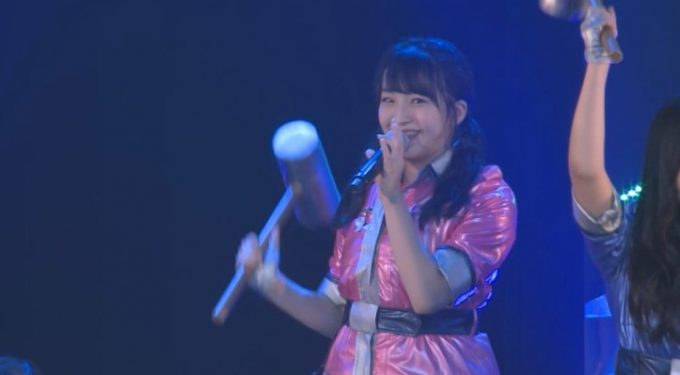 田島芽瑠は太りすぎてぱんぱん