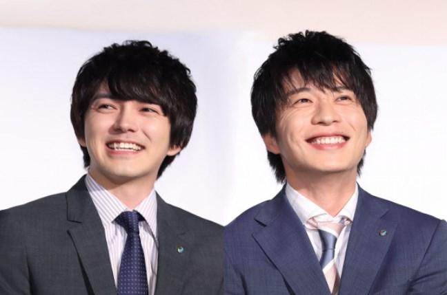 田中圭の自然な笑顔にゲイ疑惑