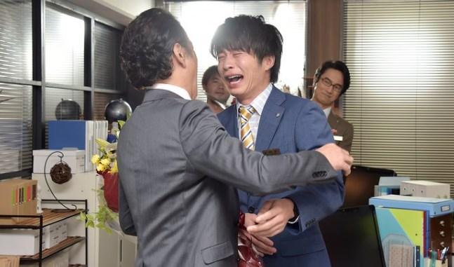 田中圭クランクアップで号泣