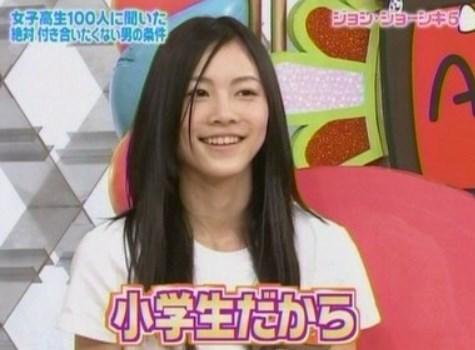 松井珠理奈デビュー当時はかわいい