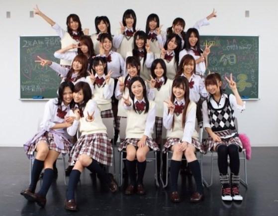 松井珠理奈11歳でいきなりセンター