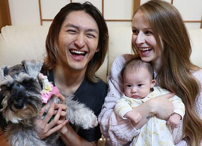 Ryotaが結婚したのはアヴリルの妹!
