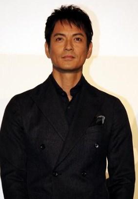 沢村一樹かっこいいまま50歳