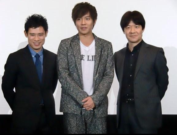 伊藤淳史の身長をうっちゃんと比較