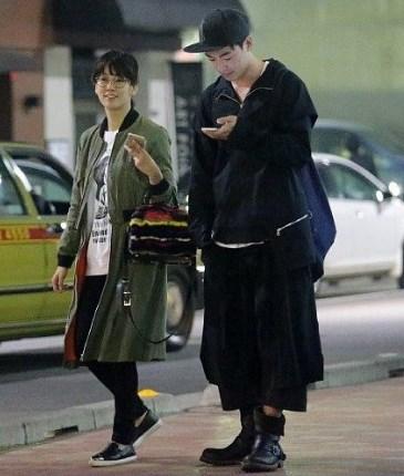 水川あさみと大東俊介のデート現場