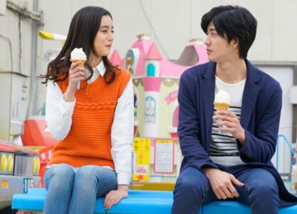 中島裕翔と新木優子は映画で共演しただけ
