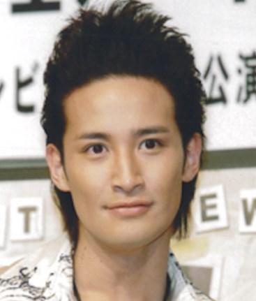 松岡昌宏若い頃からハゲの兆候?