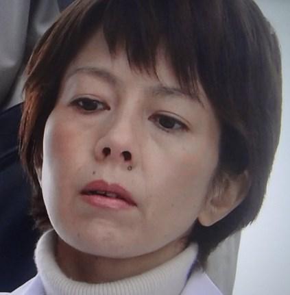 沢口靖子のホクロはメイクでは隠せない