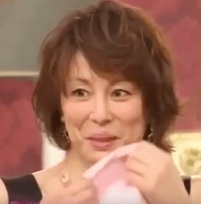 米倉涼子の顔が老けたね