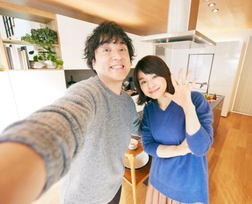 ムロツヨシと石田ゆり子は結婚してなかったw