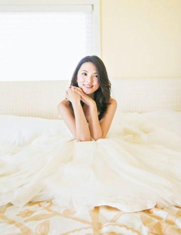 田中麗奈はドレスを南果歩から借りていた