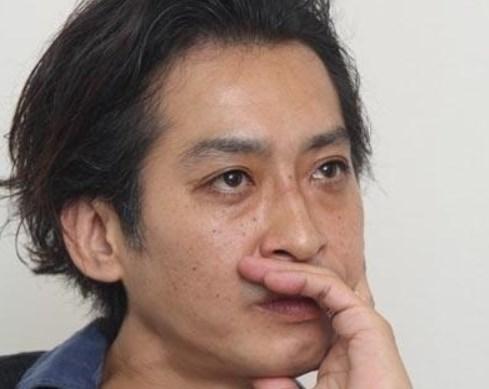 大沢樹生の目つきがまるで薬をやってる人