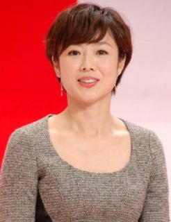 有働由美子アナ目が違うのはつけまつげのおかげ