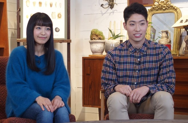 miwaと萩野公介が共演