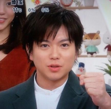 加藤シゲアキがオジサン化して普通の人w